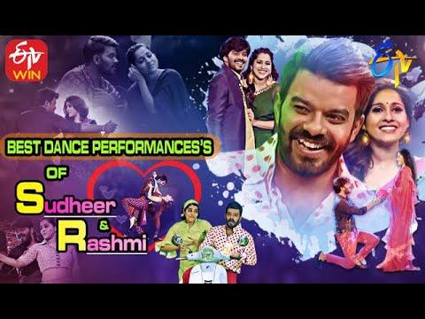 Download Sudheer & Rashmi | Best Dance Performances | Dhee, ETV Events, Extra Jabardasth | ETV Telugu