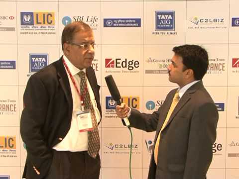 Eminent Speakers from Insurance Sector Speak at ETEdge