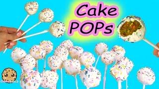 Baixar Making Sugar Cookie Chocolate Rainbow Sprinkled Cake Pops Easy How To Video