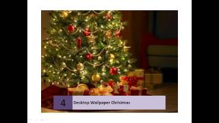 Beautiful Christmas Wallpapers For Your Desktop