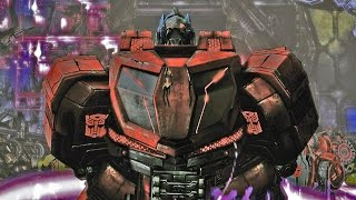 ► Transformers: War for Cybertron - The Movie | All Cutscenes (Full Walkthrough HD)
