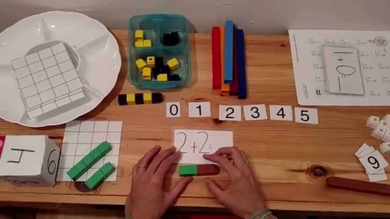 small resolution of Unifix Cubes Activities to Teach Addition