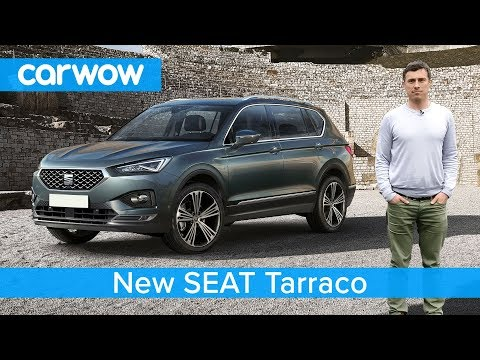 All-new SEAT Audi Q7 for half the price - Tarraco 7 seat SUV revealed