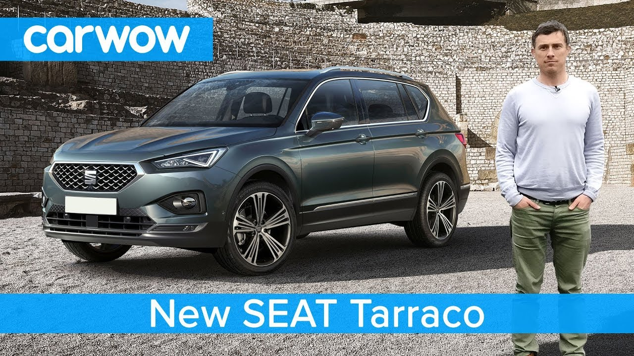 2018 Seat Tarraco 7 Seater Suv Price Specs Release Date Carwow