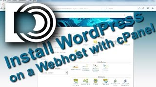 Install WordPress using cPanel for Beginners
