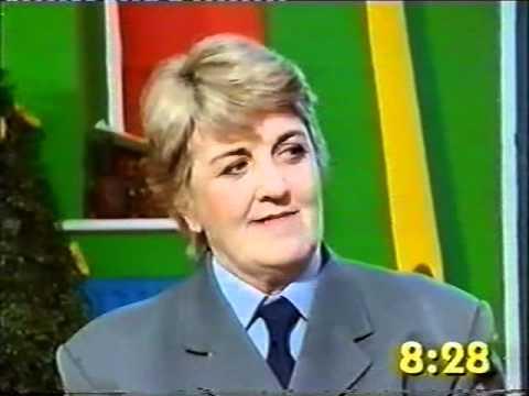 Maggie Kirkpatrick - Big Breakfast - Prisoner Cell Block H Musical 1995