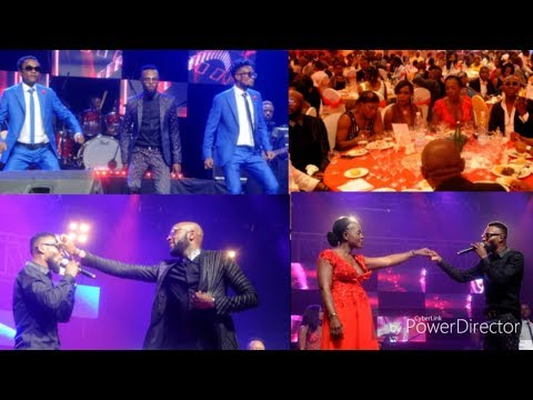 Intégralité : 1er Concert VIP Héritier Wata Palais De Congré Abidjan Salle Tombé Na Plein