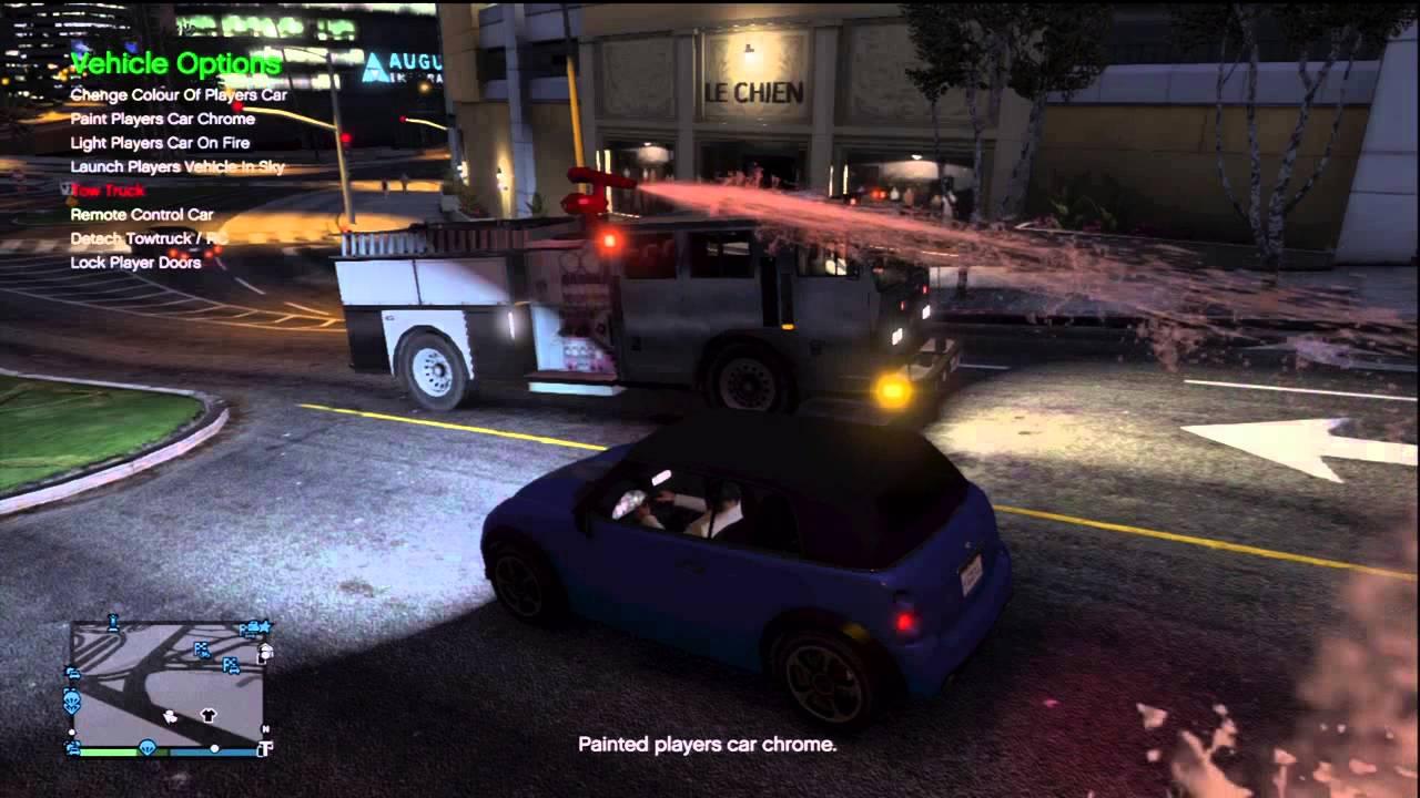 Chr0m3 x MoDz - GTA V Online Mod Menu Xbox 360! - YouTube