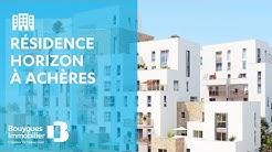 Résidence Horizon à Achères | Nos programmes immobiliers neufs