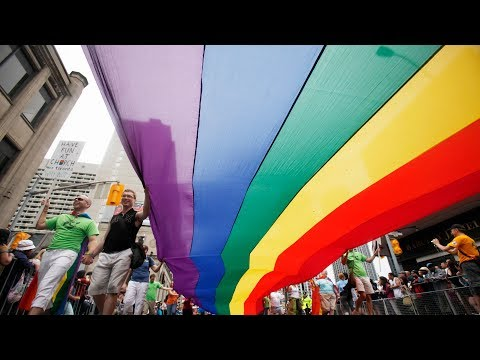 The history of the Pride flag