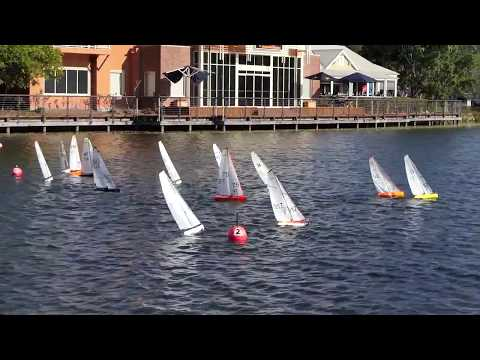 QUEENSLAND DF65 CHAMPIONSHIP Saturday July 7th - A Fleet Video 1