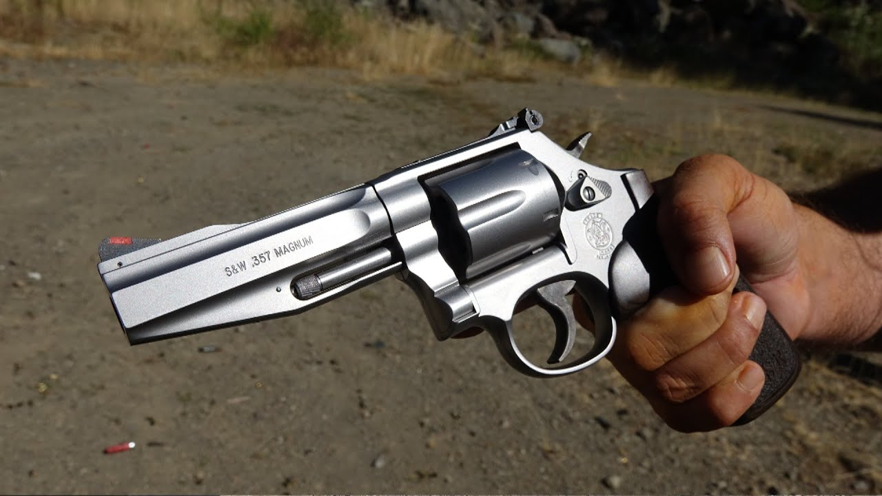 NEW Smith Wesson 686 SSR HD