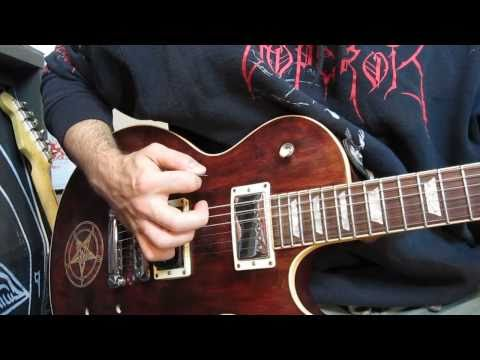 The Basic Metal Gallop - Intermediate Metal Rhythm Guitar Lesson