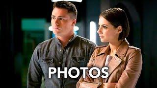 Arrow 6x16 Promotional Photos The Thanatos Guild HD Season 6 Episode 16 Promotional Photos