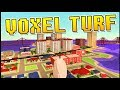 Voxel Turf - EPIC NEW Sandbox Game! This Game Is Pretty Cool! - Voxel Turf Gameplay Guide & Tutorial