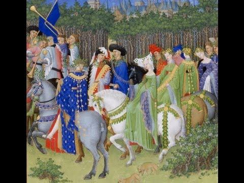 Francesco Landini (1325-1397) - Ecco La Primavera (Ballata) - MEDIEVAL MUSIC