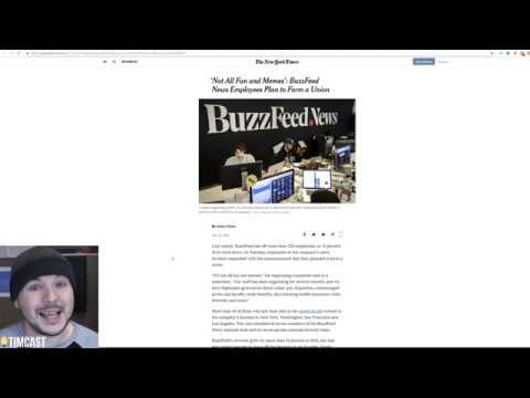 I Predict MORE Buzzfeed Layoffs Soon As Staff May Unionize