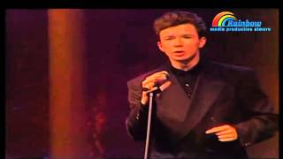 TERUG IN DE TIJD...Rick Astley -   Whenever you Need Somebody