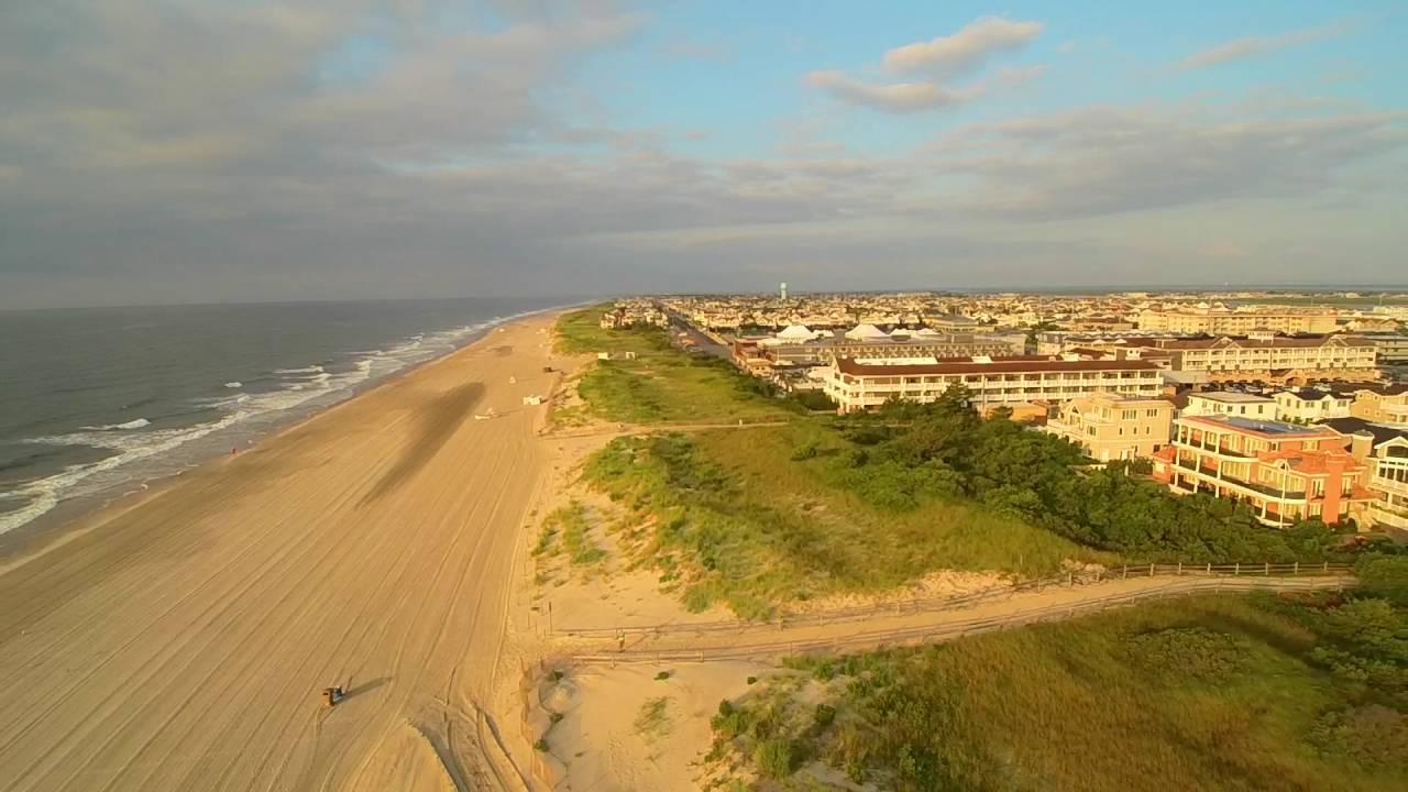 The Princeton Avalon >> Avalon, New Jersey Aerial Video - YouTube