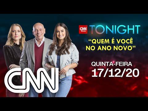 CNN TONIGHT: QUEM É VOCÊ NO ANO NOVO? – 17/12/2020