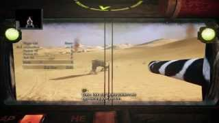 Steel Battalion: Heavy Armor Mission 19 Crash Site co-op Xbox 360 Kinect 720P gameplay walkthrough