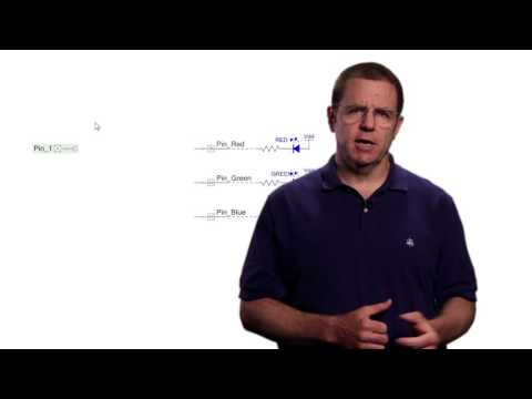 Cypress Academy, PSoC 101: Lesson 2: Software Input Pins