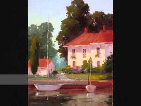"""Sally O""""Neill - Haystack Gallery Painter"""