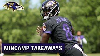 Lamar Jackson Has His Best Day | Ravens Practice Report