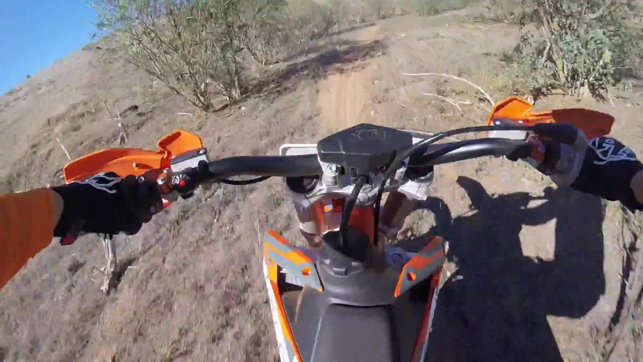2018 KTM 85 Top Speed Test - YouTube