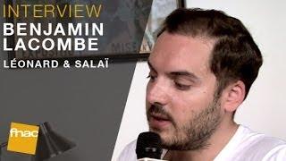 Interview de Benjamin Lacombe pour sa BD