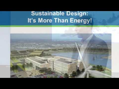 LEED and Renewable Energy Overview from Great River Energy