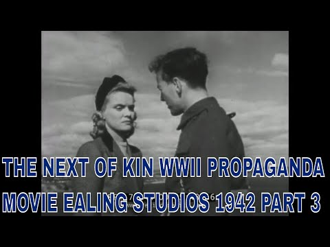 THE NEXT OF KIN  WWII PROPAGANDA MOVIE  EALING STUDIOS 1942