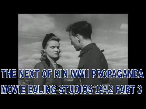 THE NEXT OF KIN  WWII PROPAGANDA MOVIE  EALING STUDIOS 1942 PART 3 77844