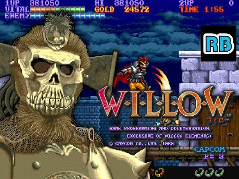1989 [60fps] Willow 4408650pts ALL