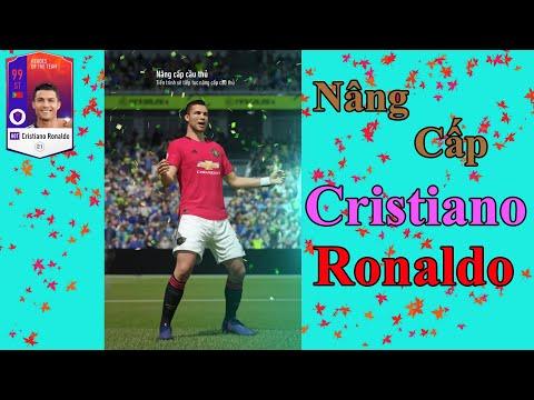 HADtv - Nâng Cấp Thành Công Cristiano Ronaldo - FIFA ONLINE 4