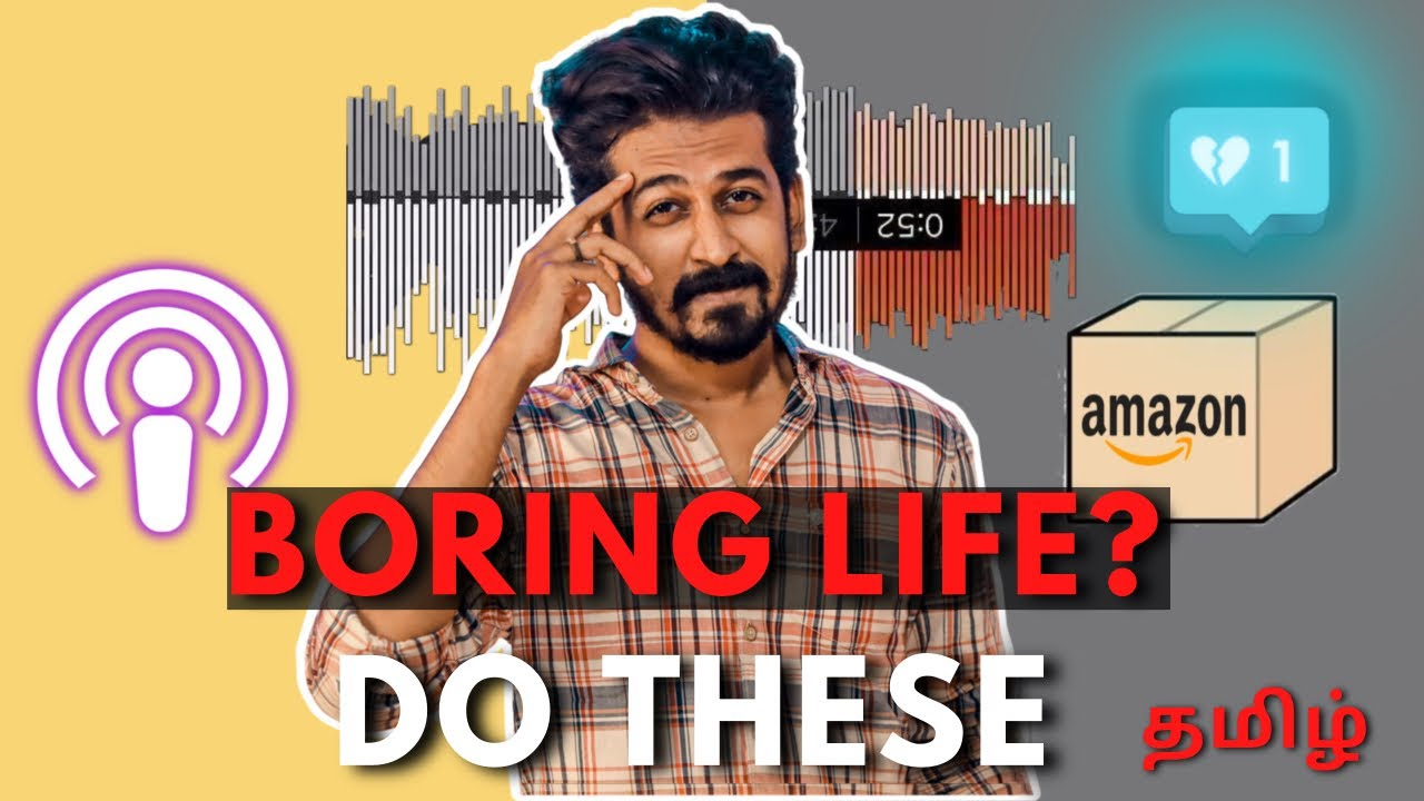 5 Productive Things To Do When You Are Bored | தமிழ் | House of Maverick