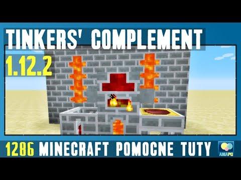 Tinkers' Complement 1.12.2 - Jak zainstalować mody - PL Instalacja moda do Minecraft 1.12.2