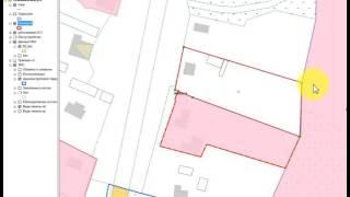 Участок 38 под строительство и обслуживание жилого дома  Вар 2