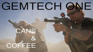 Cans & Coffee | GEMTECH ONE