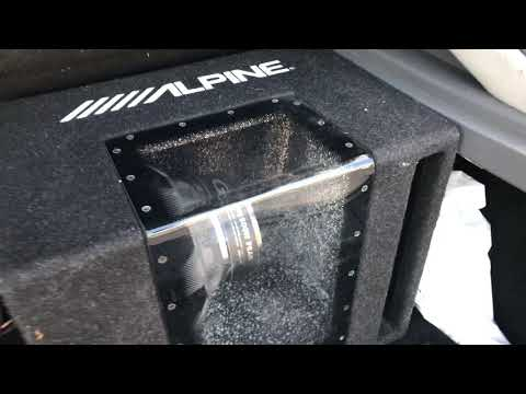 Как подключить сабвуфер Ford Focus 2 без выходов тюльпан