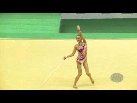 FILIORIANU Ana Luiza (ROU) - 2016 Olympic Test Event, Rio (BRA) HO Qualifications