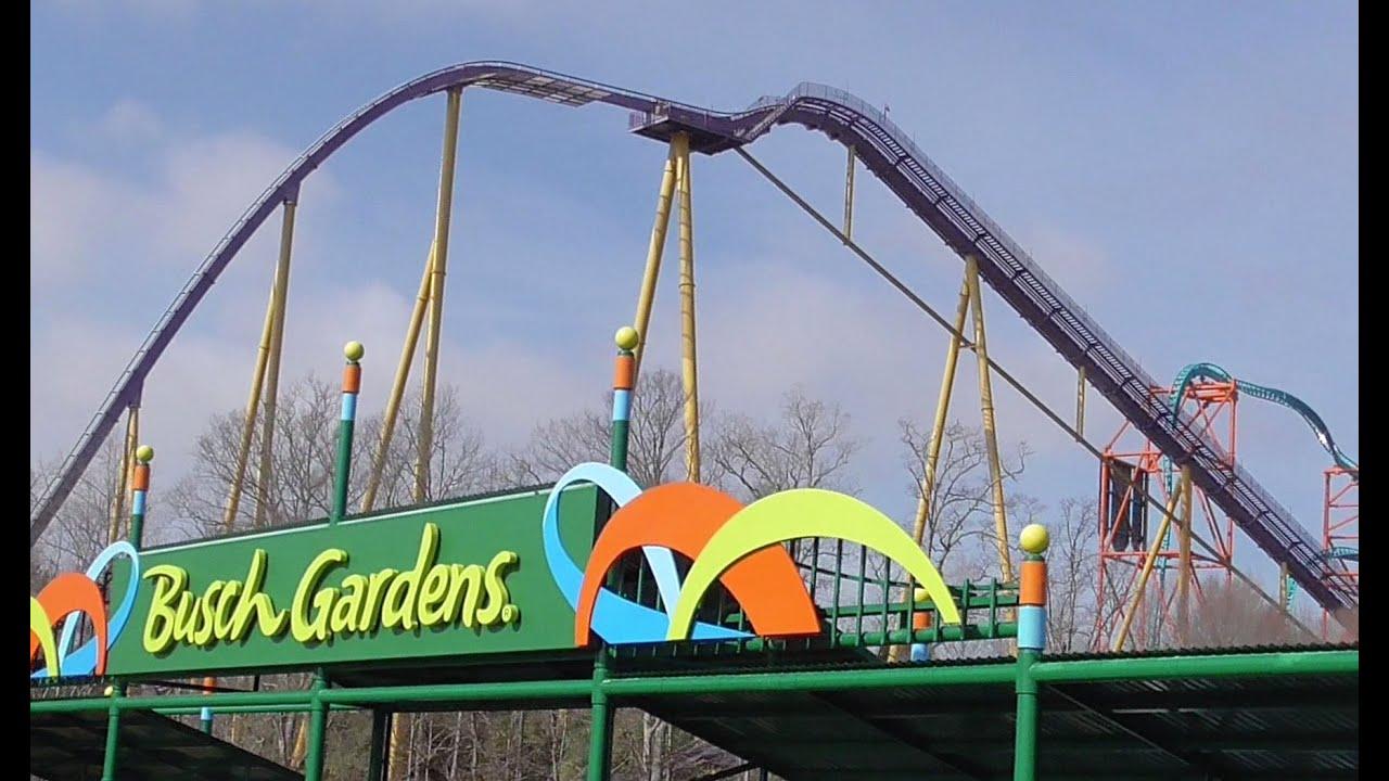 Busch Gardens Williamsburg Passholder Preview Day 2015