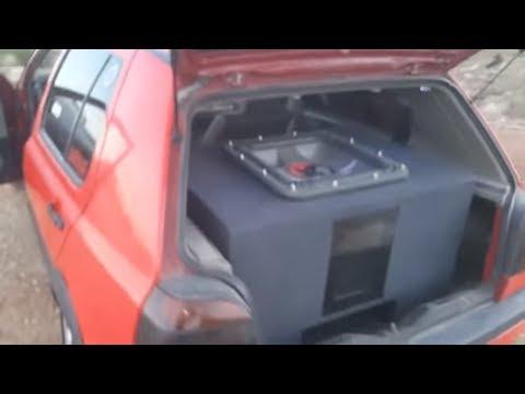 Sound SPL Bass Competition Crazy Subwoofer KICKER Livin Loud SoloX18 amp ZX2500.1