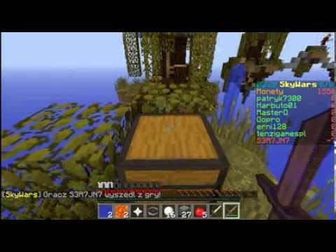 Minecraft Sky Wars [2*] Serwer Sitr0xa