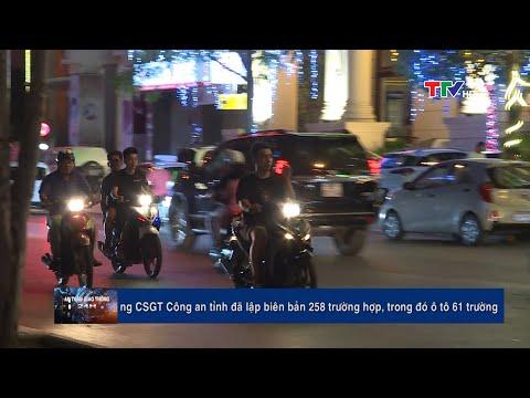 Thanh Hóa: Gia tăng các hành vi vi phạm Luật giao thông đường bộ | PTTH Thanh Hóa
