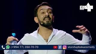 Səbuhi Bayramov (Stand UP Baku 16-cı şou)
