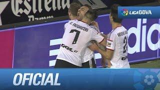 Golazo de cabeza de Otamendi (2-1) Valencia CF - Real Madrid