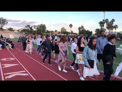 2019 Culmination of Medea Creek Middle School - Every Student - Oak Park California