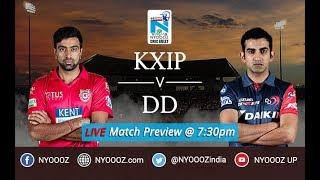 Delhi Daredevils vs Punjab IPL 2018 Live Match Preview NYOOOZ CricGully