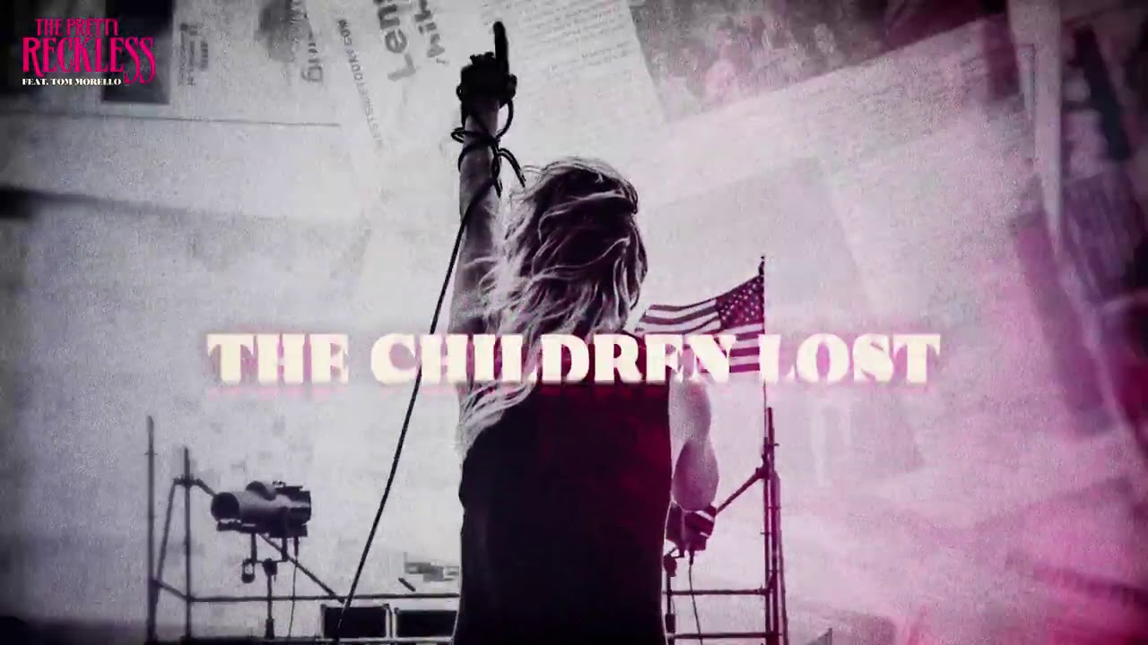 The Pretty Reckless - And So It Went [feat. Tom Morello] (Official Lyric Video)